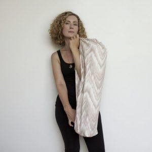 Samyoga Blush Yoga Mat Bag