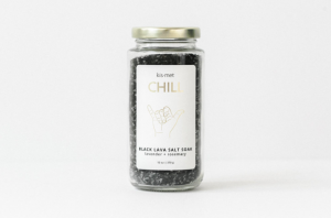 Black Lava Sea Salt Soak