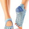 Peacock Barre Sock